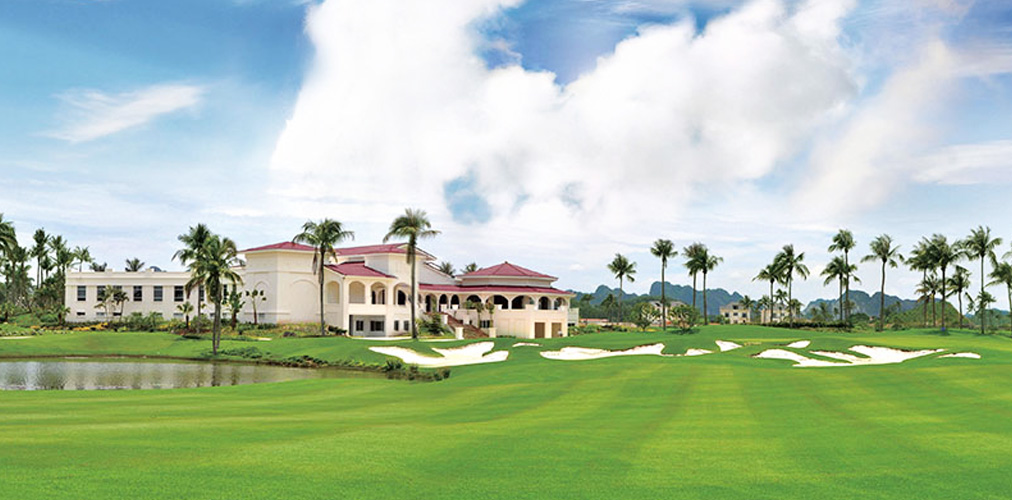 Hai Phong Golf Package (5 Days 4 Nights 3 Golf Rounds)