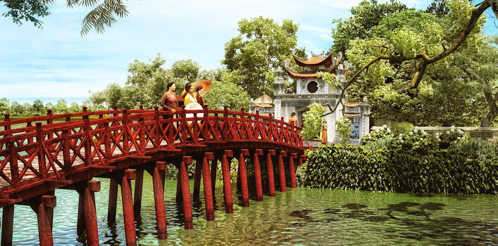 Ha Noi Luxury Golf Tour (5 Days 4 Nights 3 Rounds)