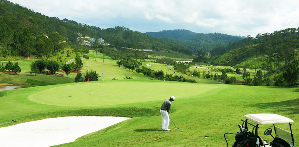 Sam Tuyen Lam Golf Resort