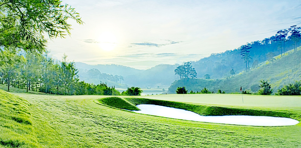 Sam Tuyền Lâm Golf Resort
