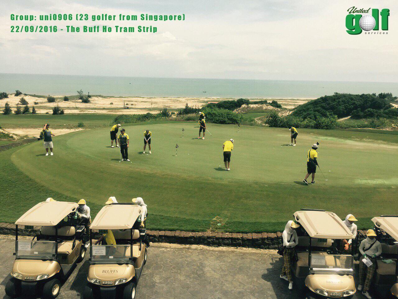 Ho tram golf