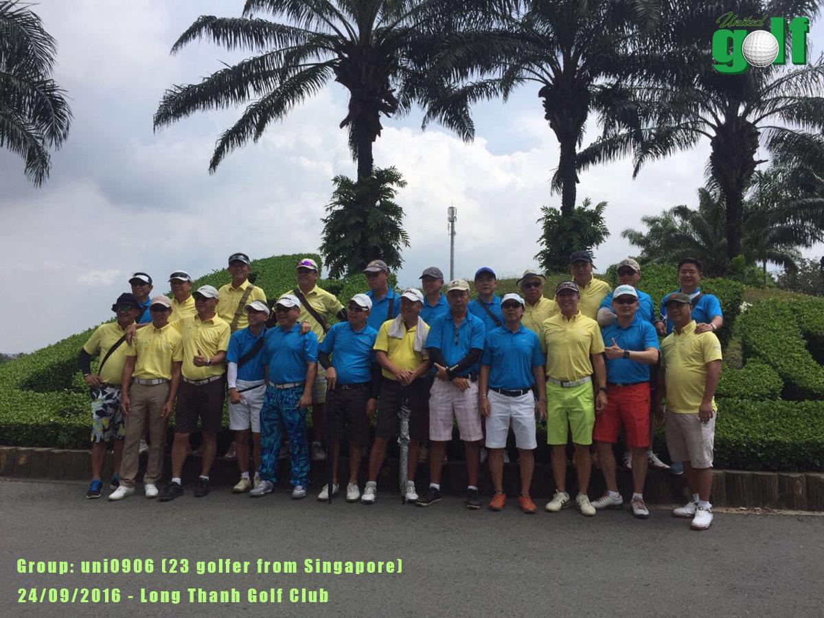 nhóm golfer tại hồ chí minh