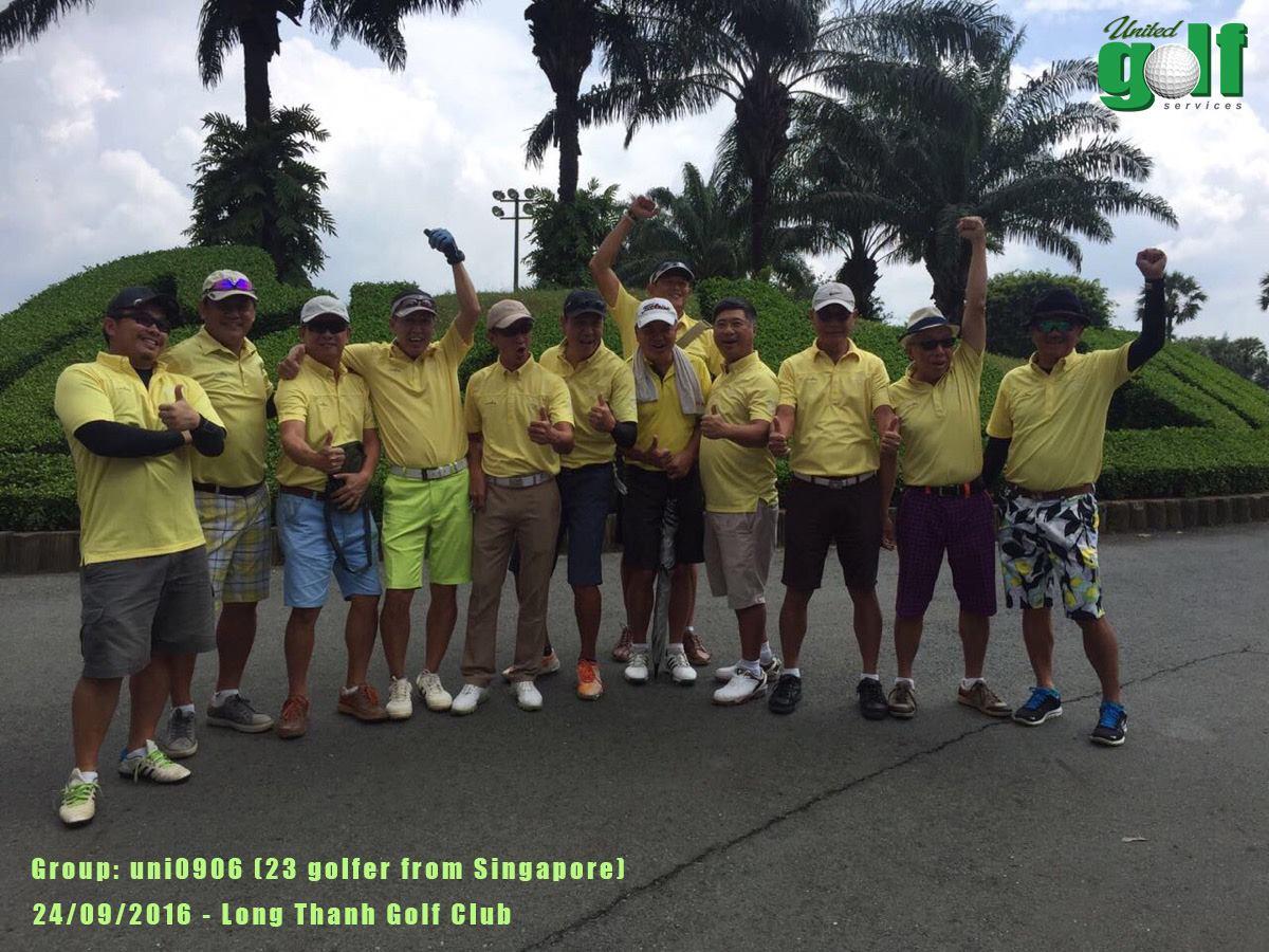 golf-tour tại long thành