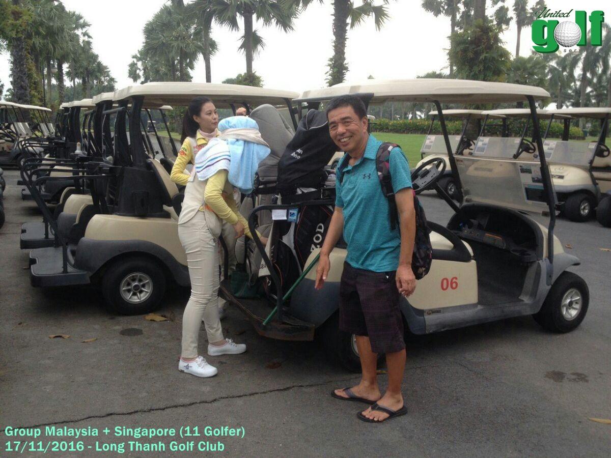 1 vòng golf tại Long Thành Golf Club