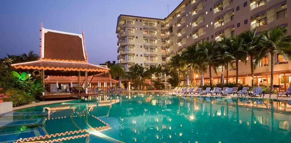 Pattaya (4 Ngày 3 Đêm 3 Vòng Golf)
