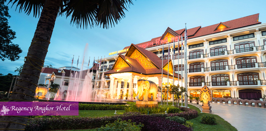 Siem Reap Golf Tour - 4 stars (4 Days 3 Nights 2 Golf Rounds)