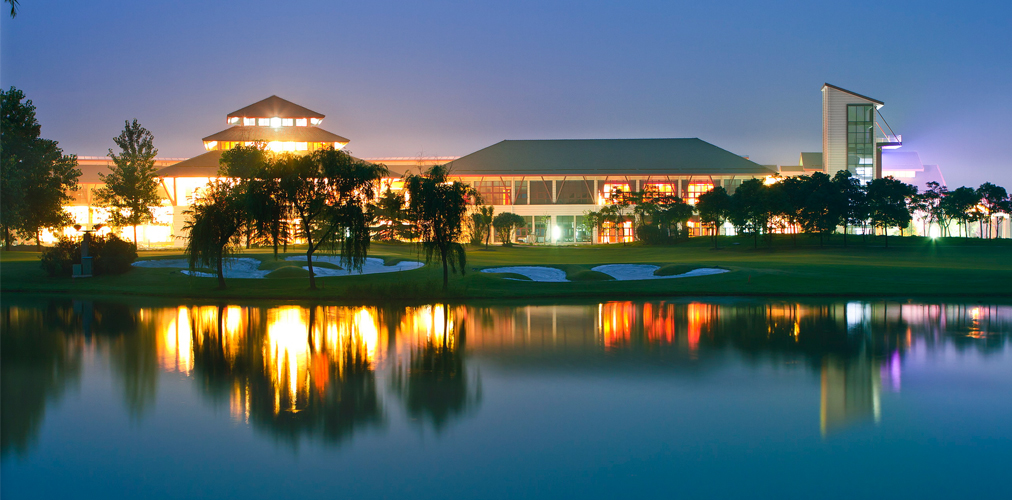 Suzhou Zhangjia Gang (2 days 1 night 1 round of Golf)