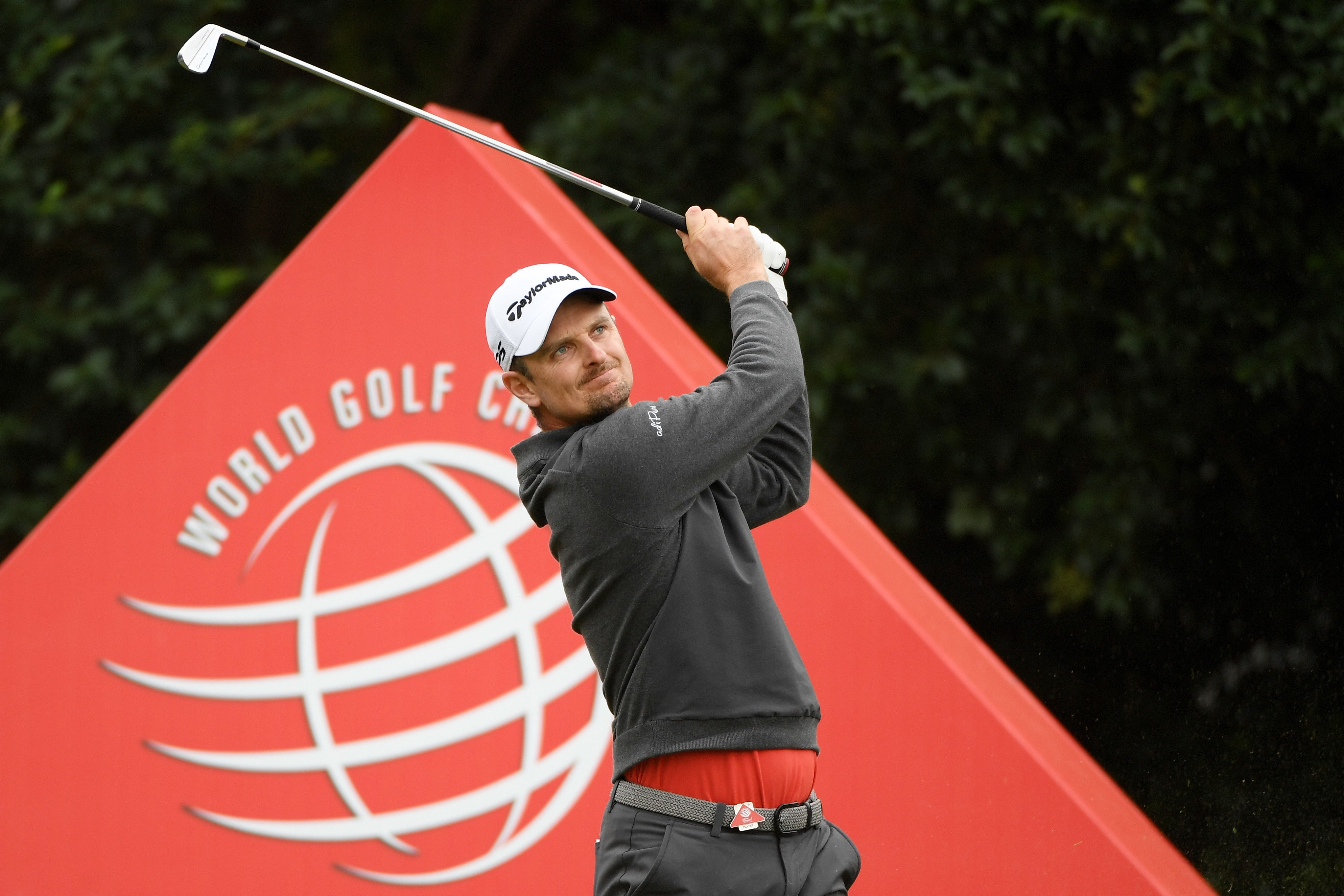 [NEWS] Justin Rose Won Wgc-Hsbc Champions