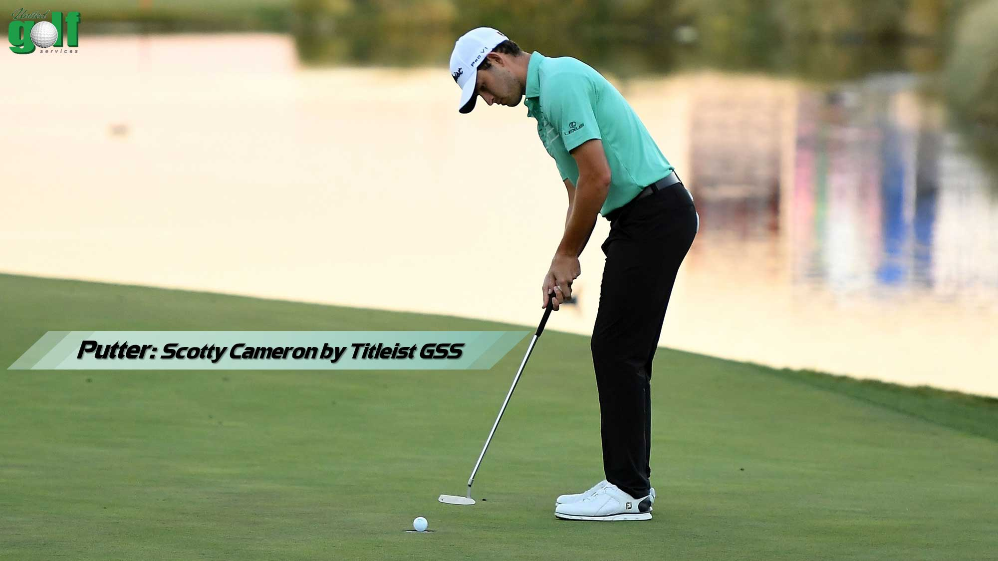 [TIPS] The Club Bag Bringing The First Pga Tour Title To Patrick Cantlay