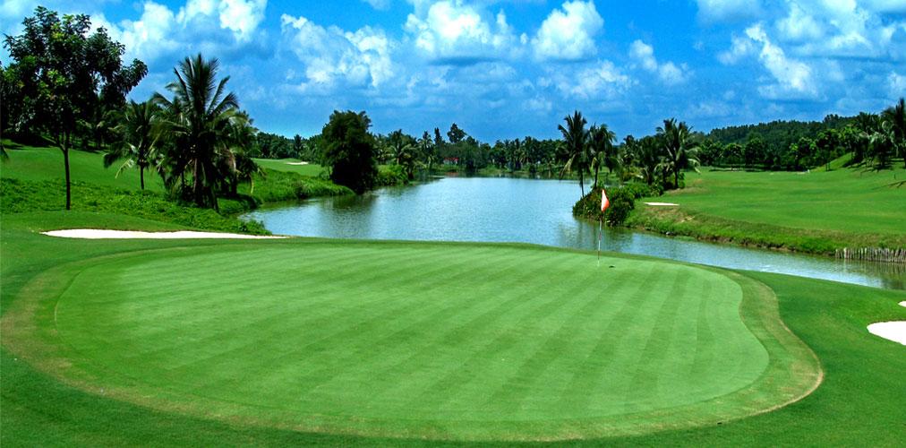 Khao Yai Golf Tour (4 Ngày 3 Đêm 3 Vòng Golf)