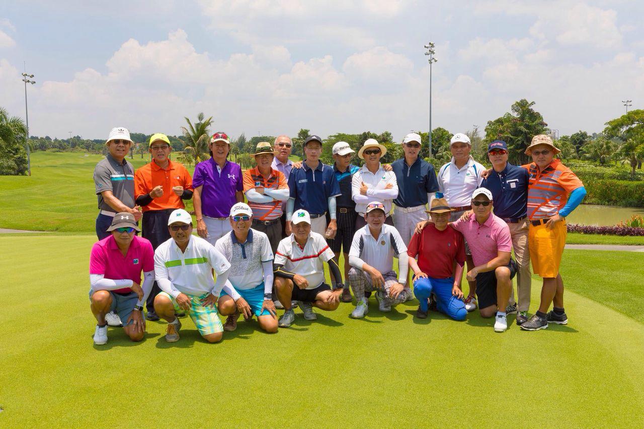 [TOUR] Nhóm Golfer Từ Singapore Trải Nghiệm Sân Golf Miền Nam
