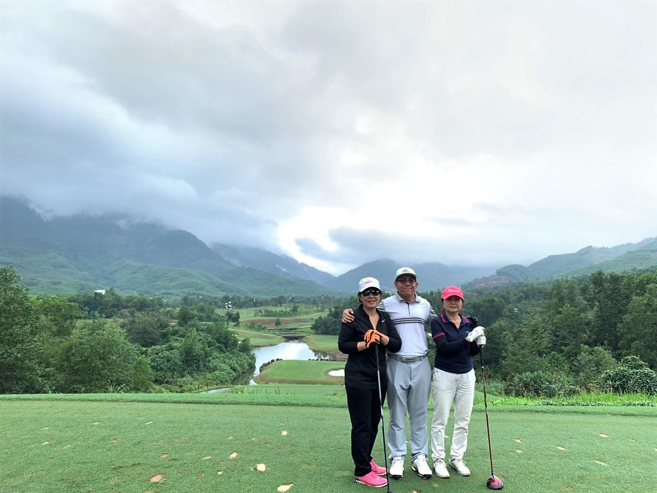 Jack Nguyen Và Gia Đình Chinh Phục Các Sân Golf Đà Nẵng