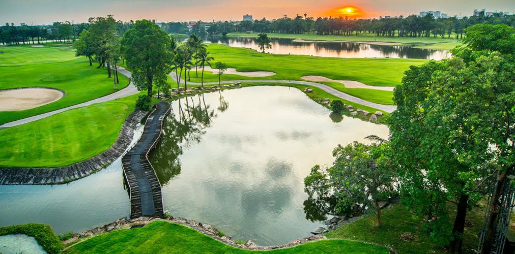 Khám Phá Sân Golf Tuyệt Vời Tại Bangkok (3 Ngày 2 Đêm 3 Vòng Golf)