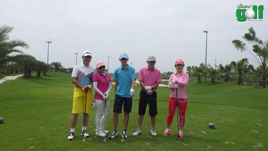 sân golf