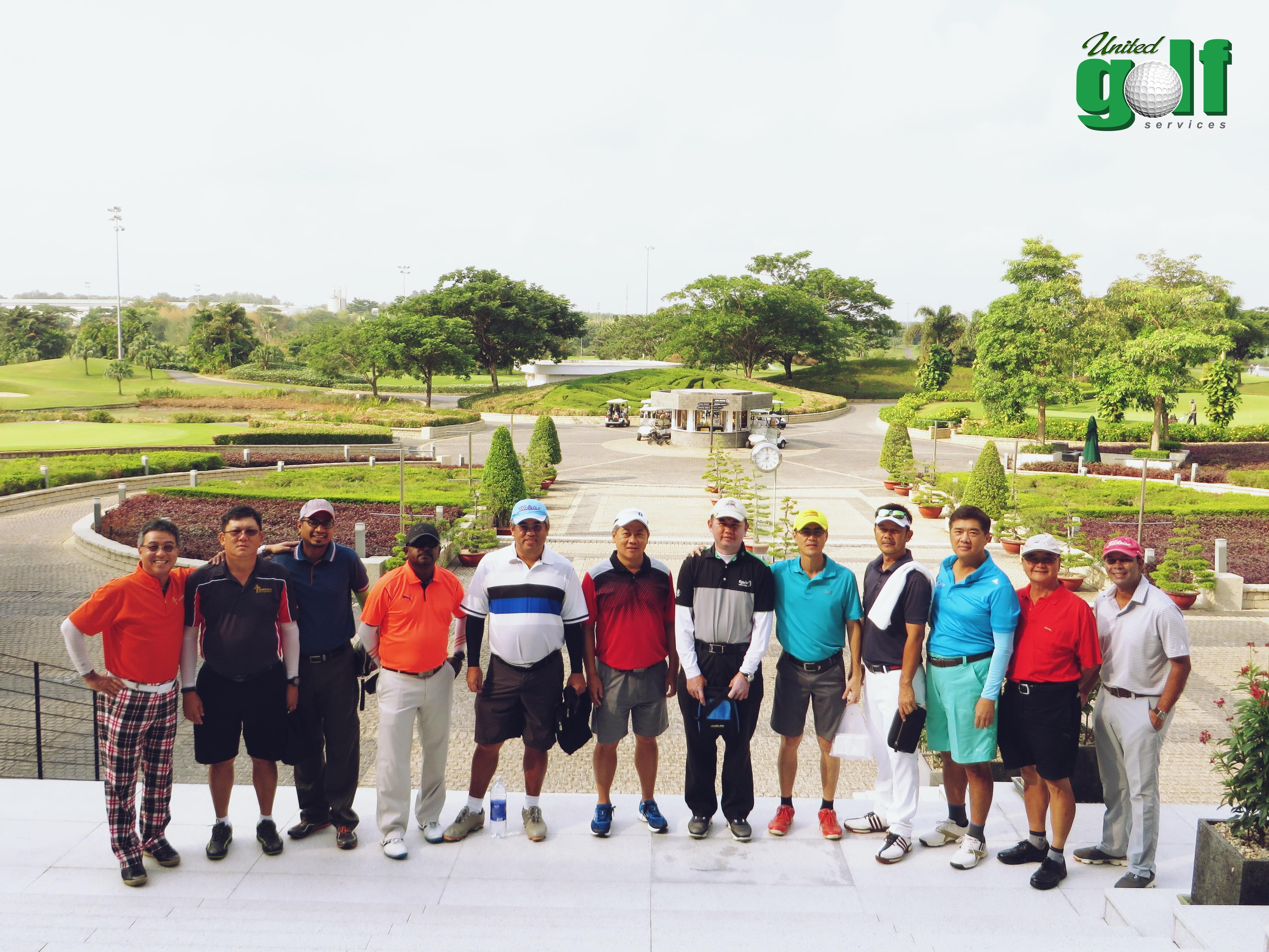 golf tour tại sài gòn