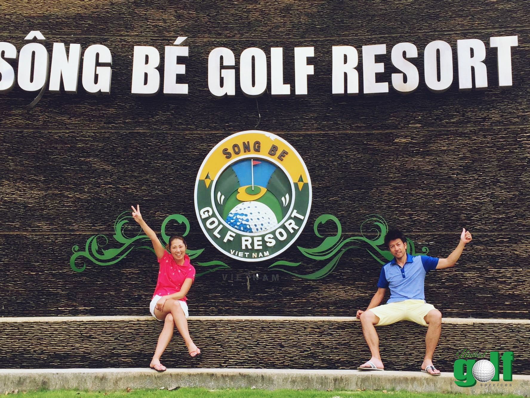 golf tour- sông bé resort