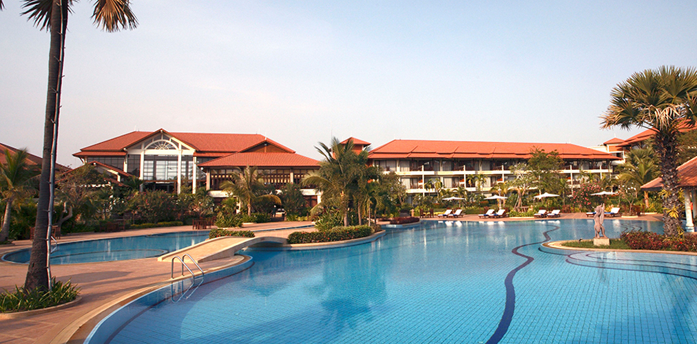 Siem Reap Golf Tour - 5 stars (4 Days 3 Nights 2 Golf Rounds)