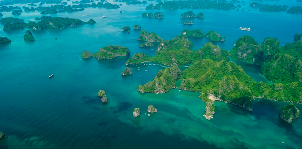 Ha Noi - Ha Long Sea Plane Golf Tour (6 Days 5 Nights 3 Golf Rounds)