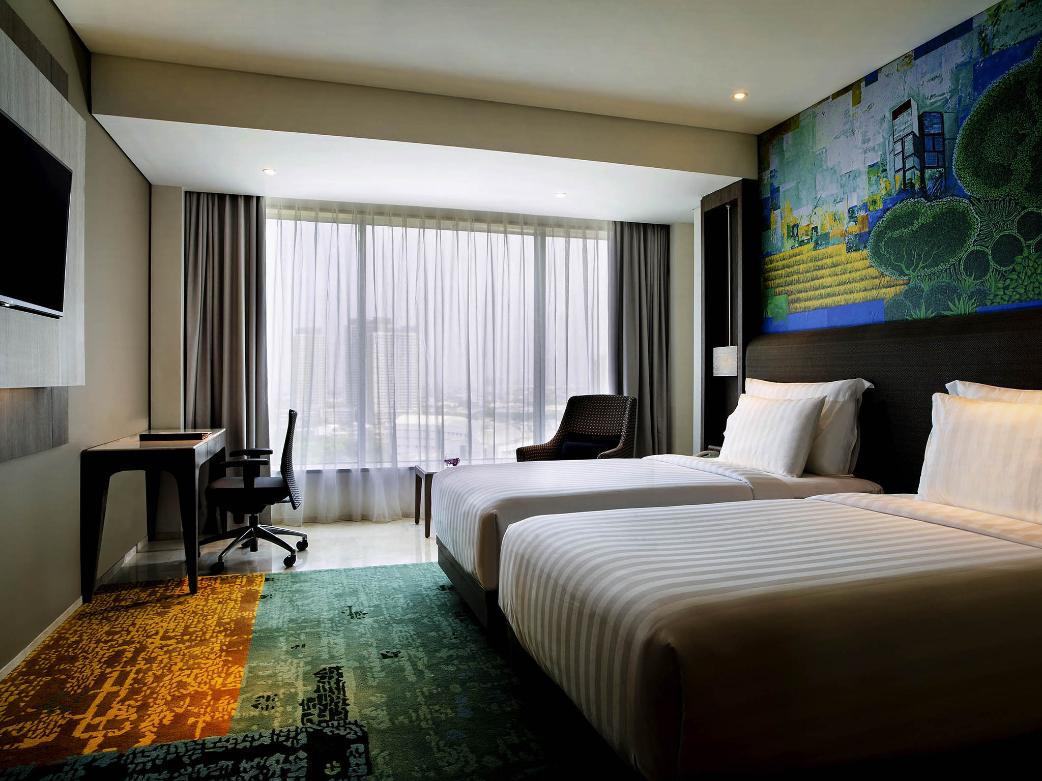 Grand Mercure Hotel Kemayoran