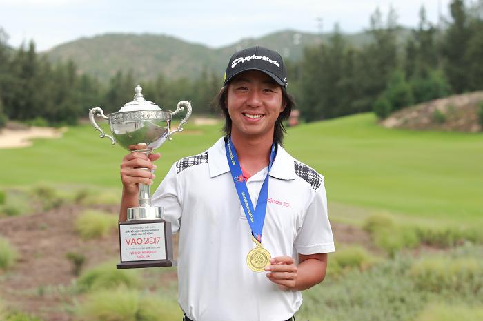 [NEWS] Congratulate Vao 2017's Champion – Gregory Foo
