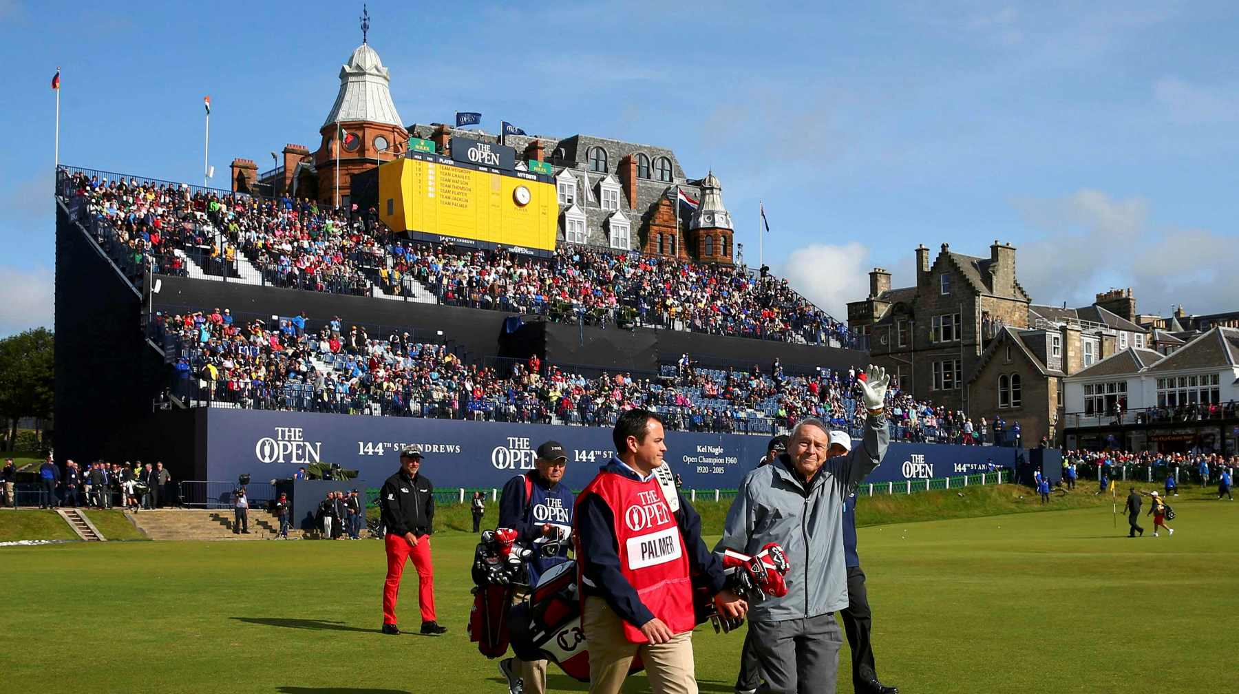 The Open Championship 2018 A Life Time Golf Tour (6 Days 5 Nights 4 Golf Rounds)
