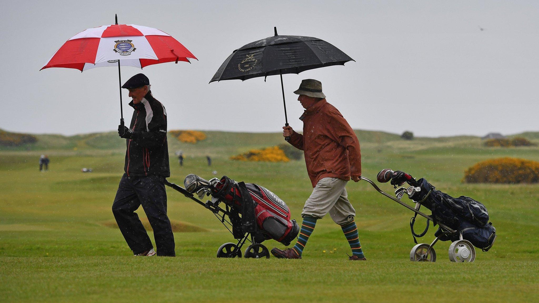 Giải Pháp Cho Giải Golf Chuyên Nghiệp Và Ấn Tượng