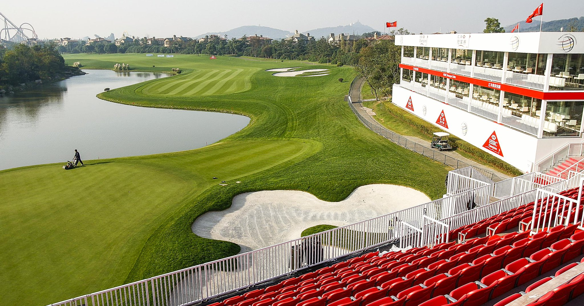 [NEWS] Starting World Golf Championships - HSBC Champions 2017
