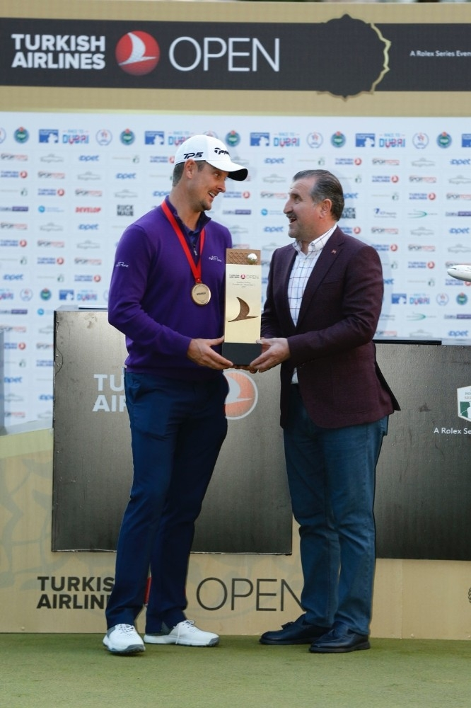 [NEWS] Justin Rose Won Another Championship At Turkish Airlines Open
