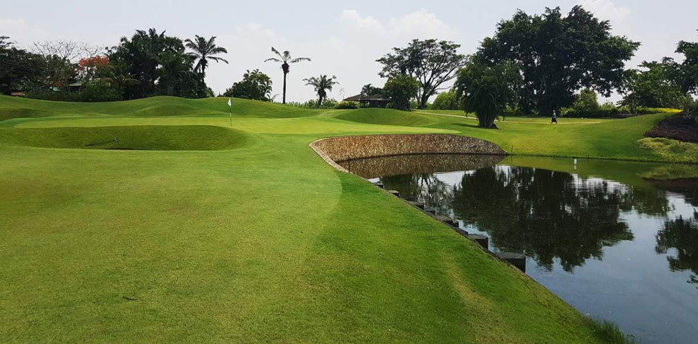 Yangon Golf Tour (5 Days 4 Nights 4 Golf Rounds)
