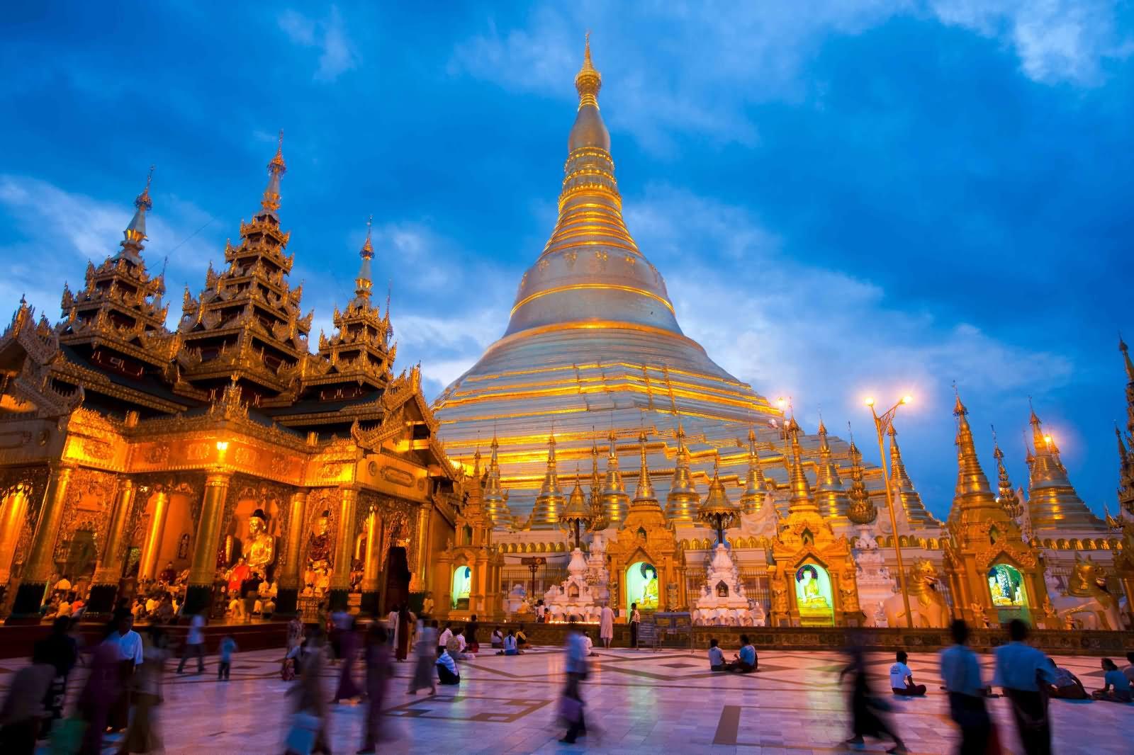 Yangon Golf Tour (4 Ngày 3 Đêm 2 Vòng Golf)