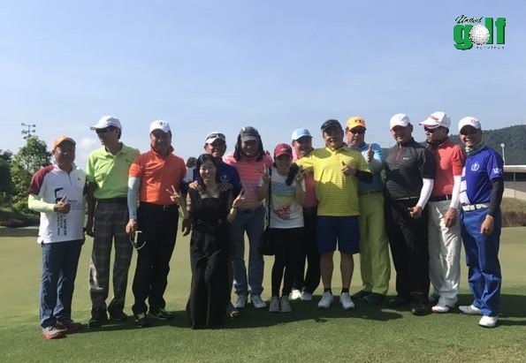 TOUR] A Group Of HONGKONG Golfers To Experience Golf In The Central Of Vietnam