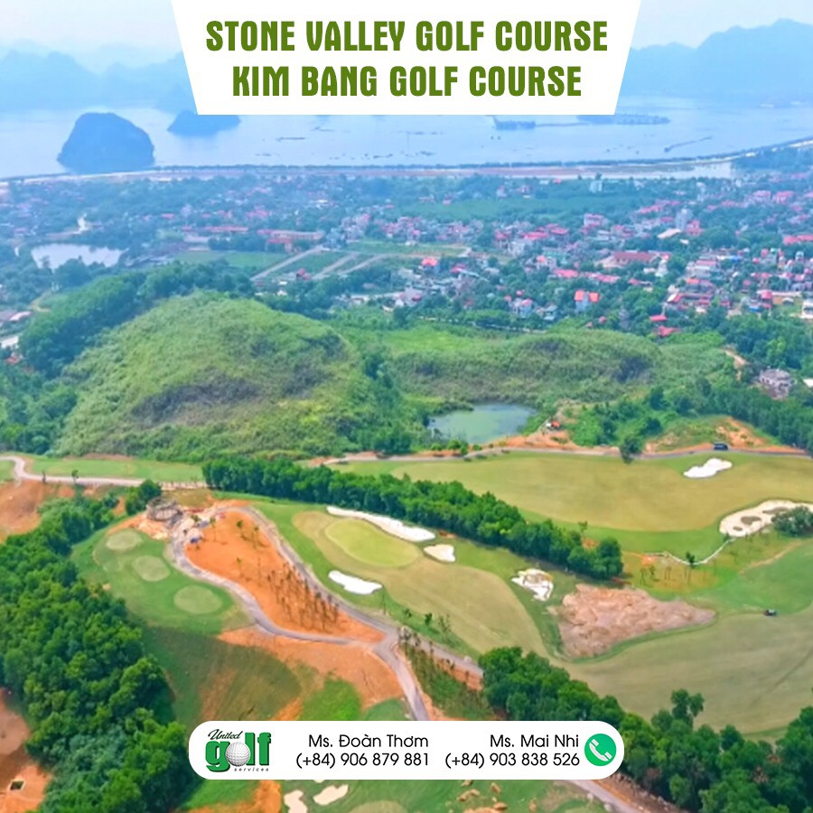 stone valley golf course king bang golf course