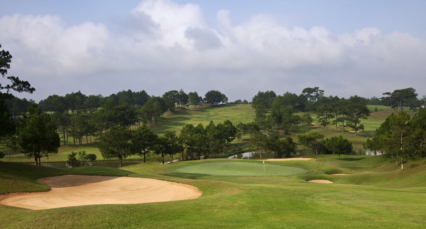 da lat palace golf club, unigolf