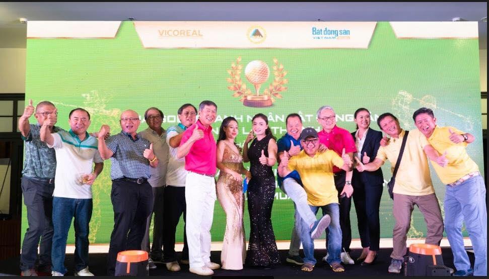 Andy Pang Và Bạn Chinh Phục Các Sân Golf Hà Nội