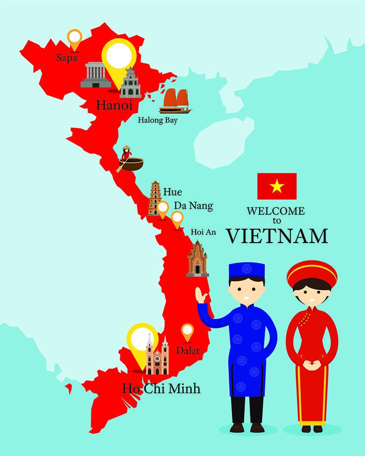 Các thông tin cần biết khi chơi golf tại Việt Nam