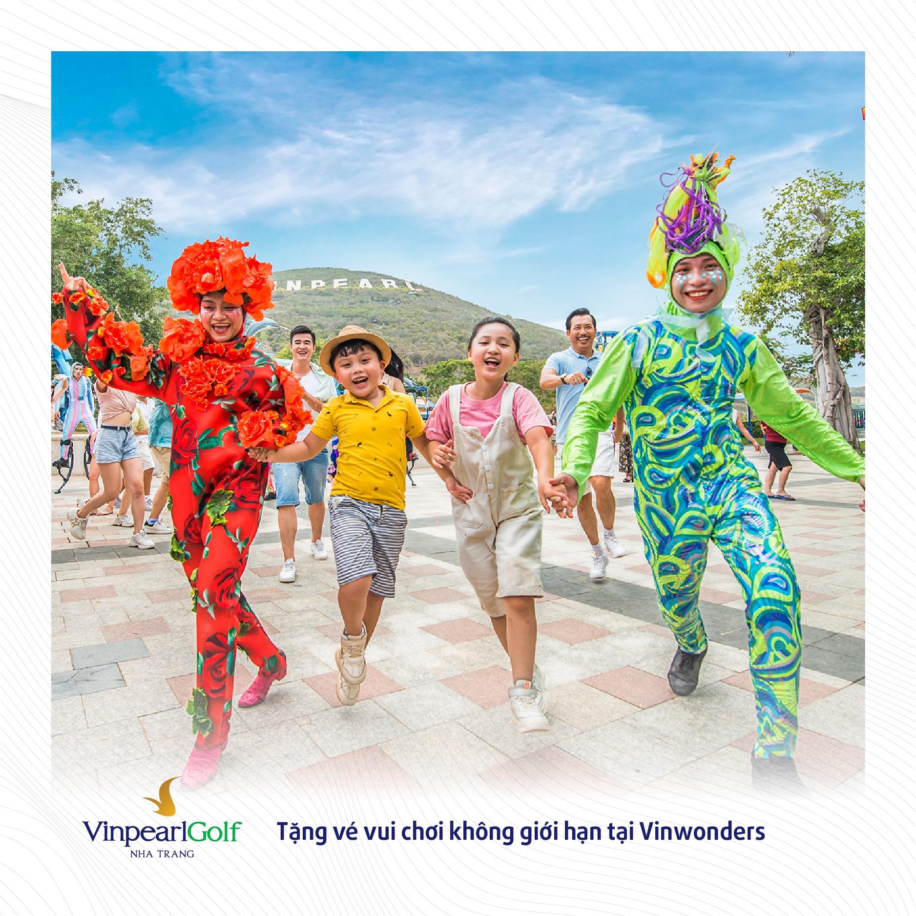 Golf package at Vinpearl Luxury NHA TRANG - 3D2N