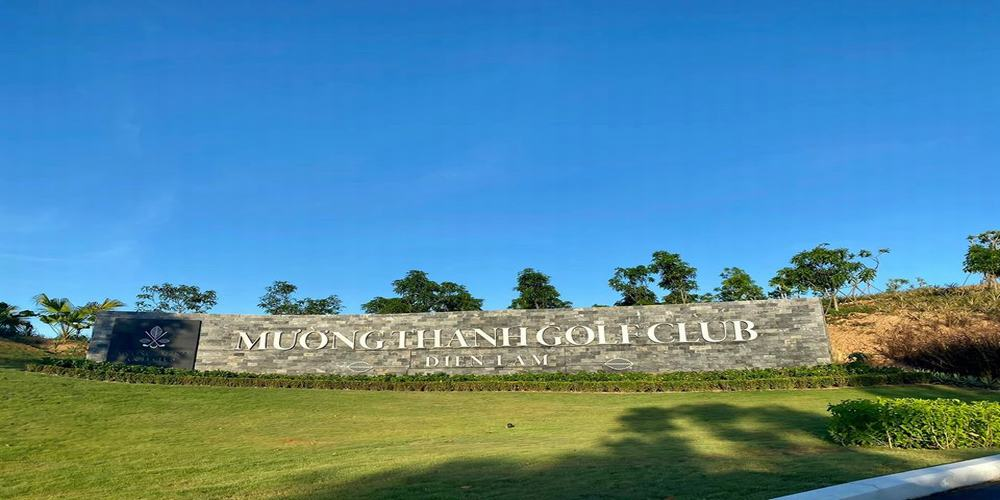 Muong Thanh Golf Club (Dien Lam, Nghe An)