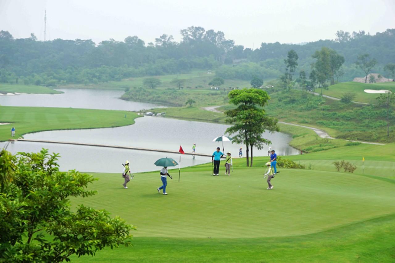 Những sân golf ở miền Nam đáng lựa chọn