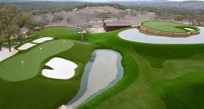 Sân golf Đồng Mô, điểm vui chơi với cảnh quan lý tưởng