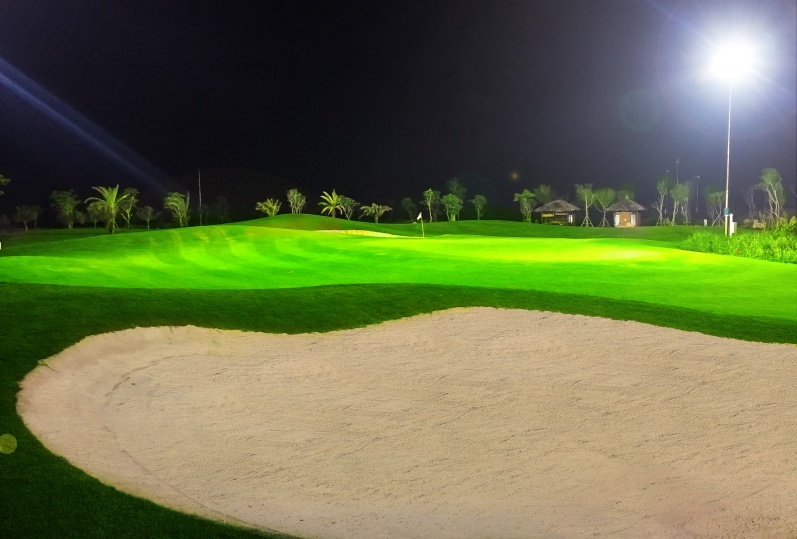 List of Golf Courses Have Night Golf