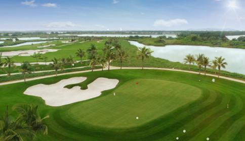 Thiết kế đẳng cấp của Vinpearl golf Hải Phòng (Vũ Yên)