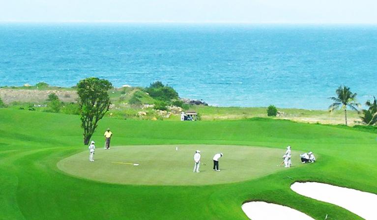 Ưu điểm của hệ thống sân Vinpearl Golf Phú Quốc