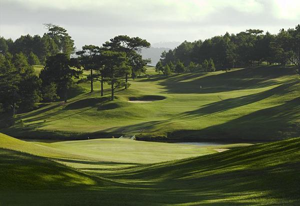 Đà Lạt Palace Golf Club thơ mộng