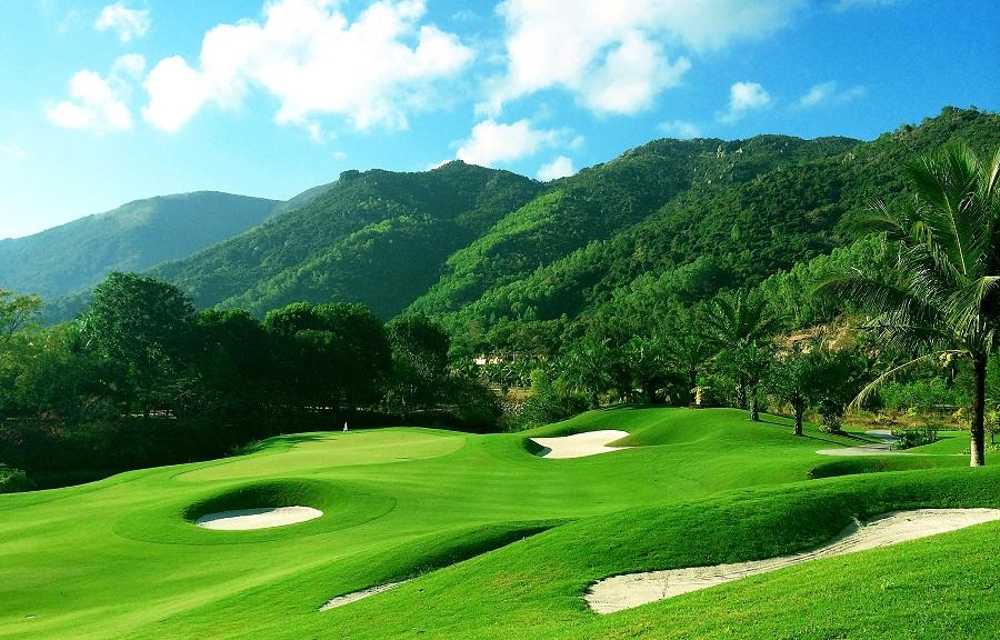 Diamond Bay Golf Club – Địa điểm không thể bỏ lỡ cho các golf thủ chuyên nghiệp