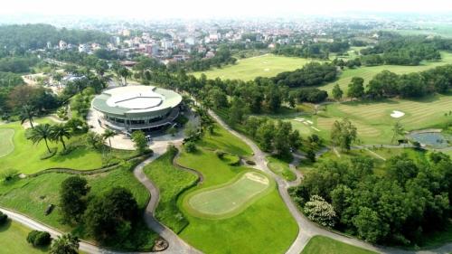 Sân golf Chí Linh Hải Dương – Sân golf đạt tiêu chuẩn thế giới
