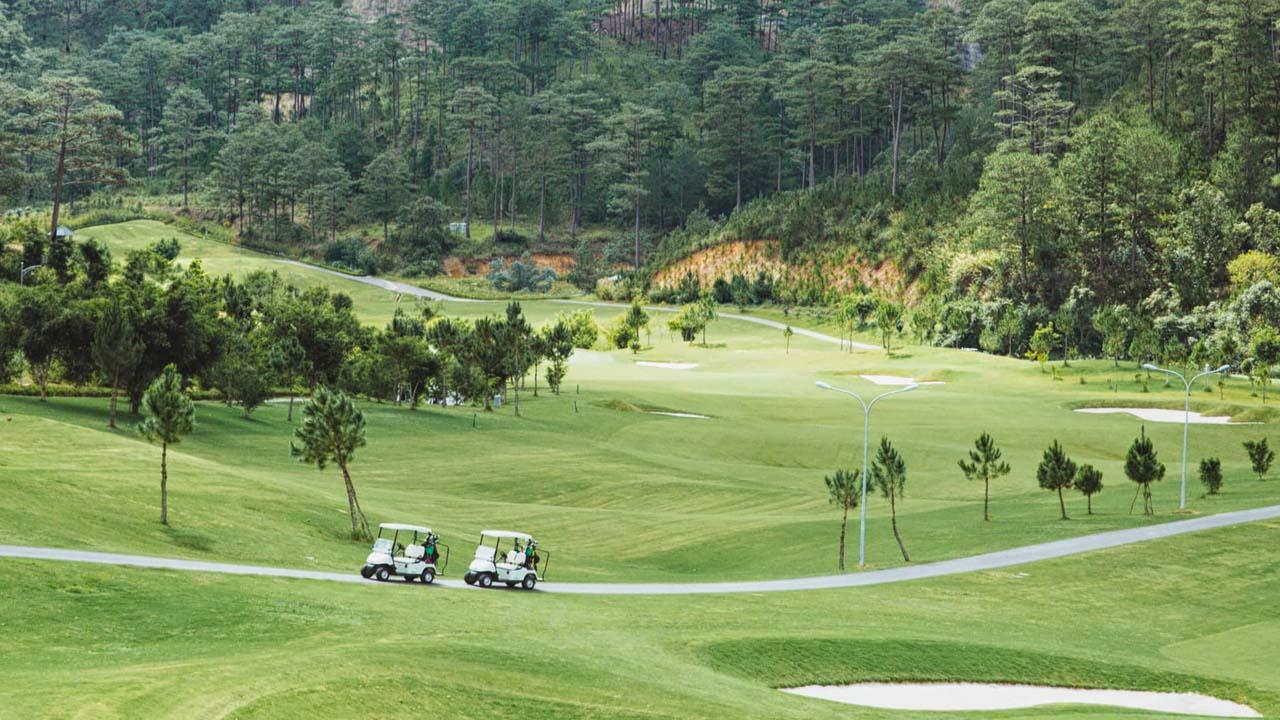 Sam Tuyen Lam golf resort