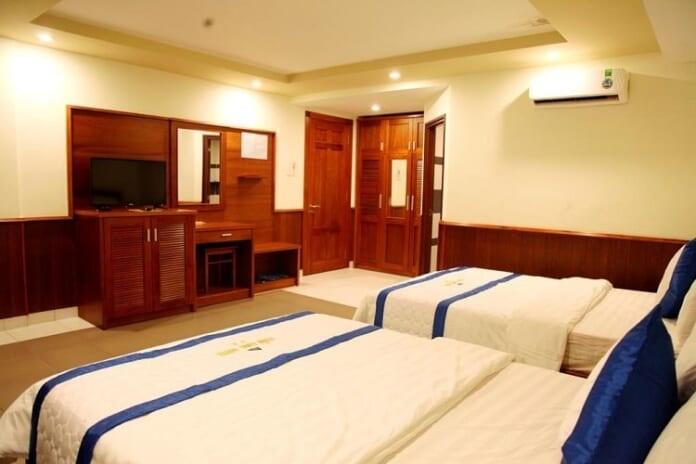 Top 7 khách sạn gần sân golf Tân Sơn Nhất