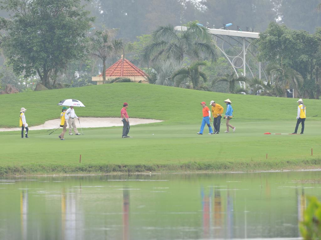 Cửa Lò Golf Resort với những tiện ích đẳng cấp