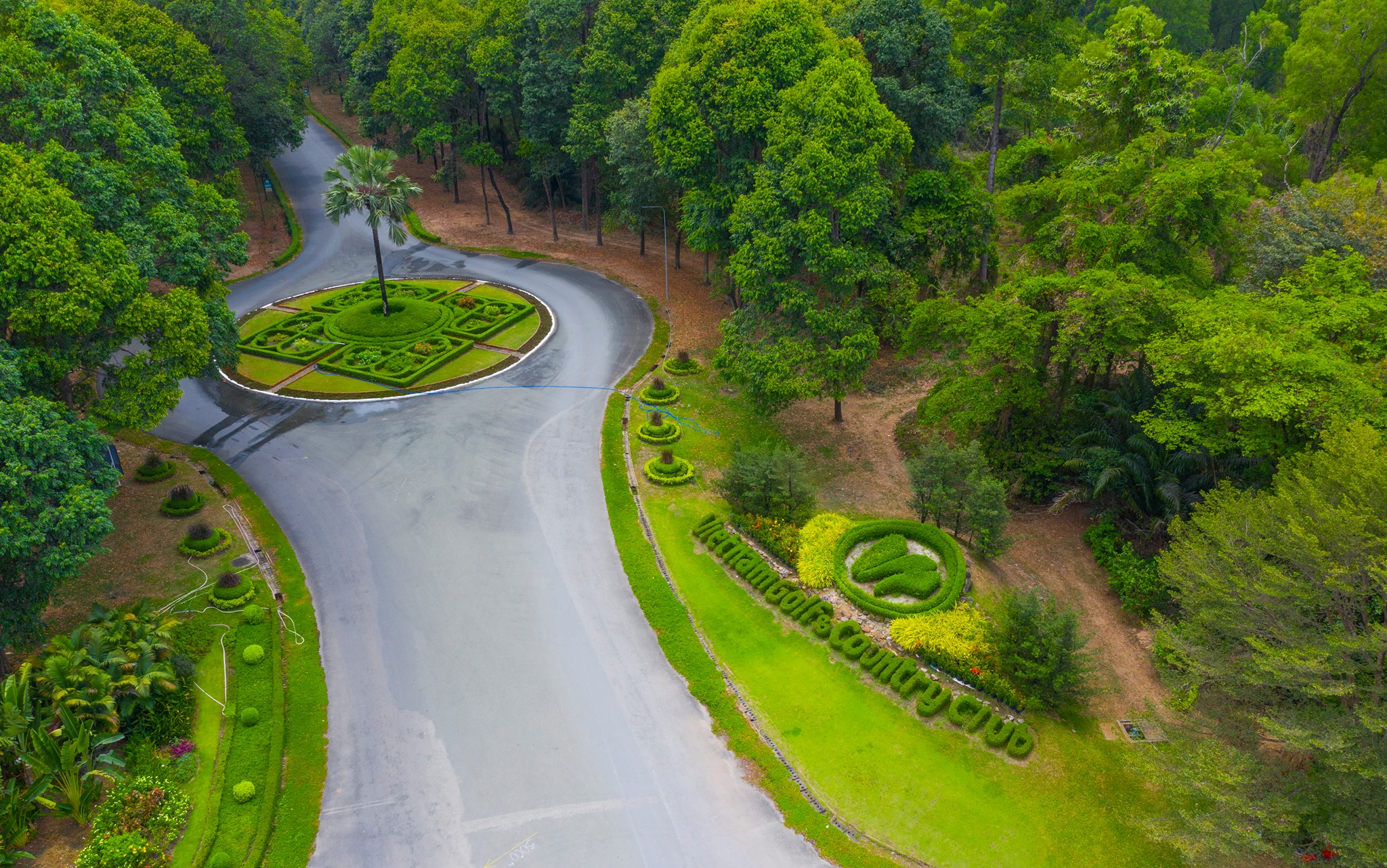 Overview of Vietnam Golf & Country Club