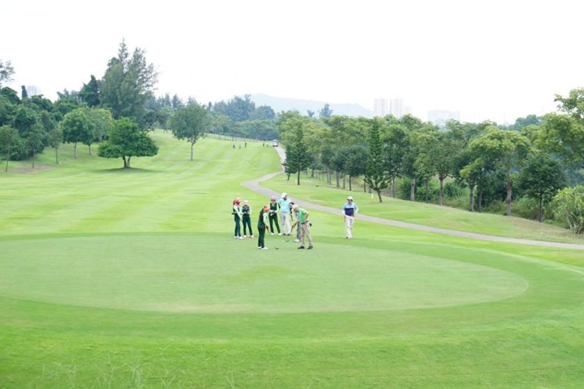 Sân Golf Vũng Tàu Paradise